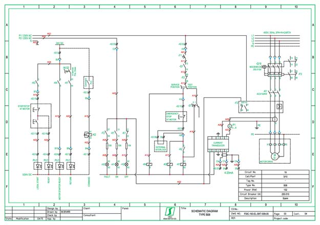Cad Wiring Diagram Symbols : How to use house electrical plan software