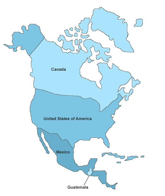 North America Archives  Design Presentation