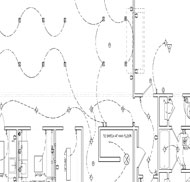 Electrical Drawings Input Samples