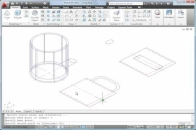 Convert 2D Objects to 3D Objects in AutoCAD