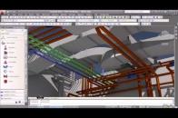 3D HVAC AutoCAD