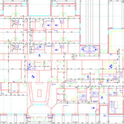 As-Built Drawings Output