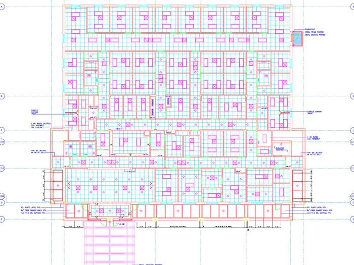 Design Presentation Associates | As-Built Drawings