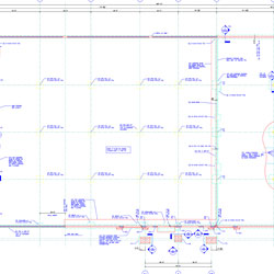 Foundation Plan Output