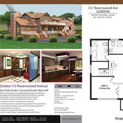 Real Estate Brochure Samples