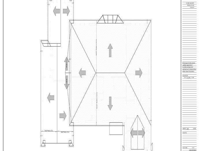 Roof Framing Plan - DesignPresentation.com