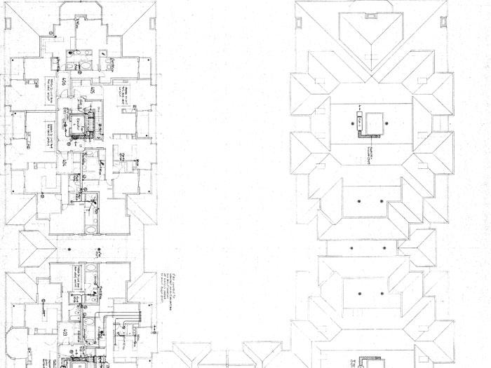 Roof Framing Plan Designpresentation Com